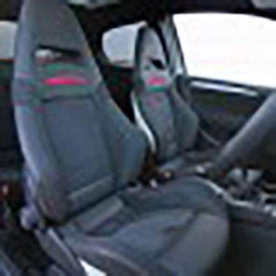 Abarth Punto - Front Seats