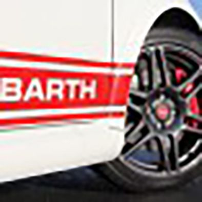 Abarth Punto - Wheels & Brakes