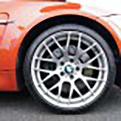 BMW 1M Coupé - Wheel