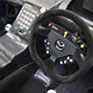 Mazda MX-5 GT - Steering Wheel