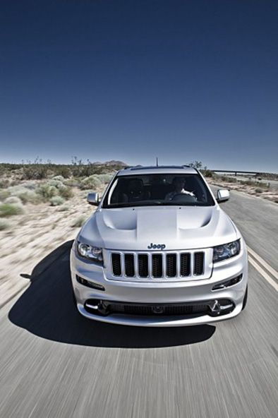 ... It European Debut At The 2011 Frankfurt Motor Show. The Most Powerful  And Technologically Advanced Jeep Vehicle Ever, The Grand Cherokee SRT8  Boasts A ...