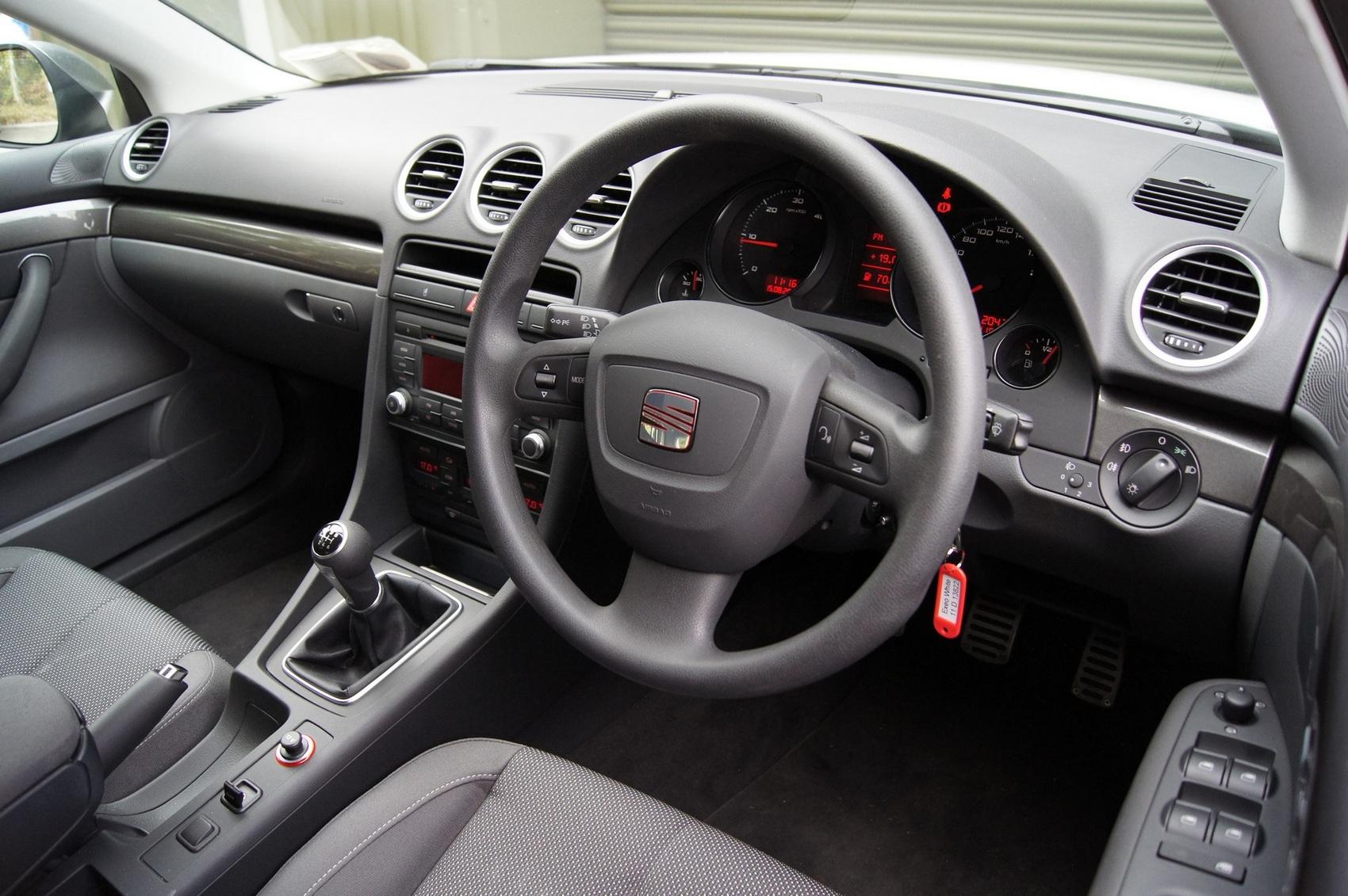 Seat Exeo - Drivers Interior