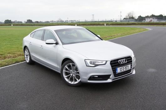 Audi A5 Sportback Rev