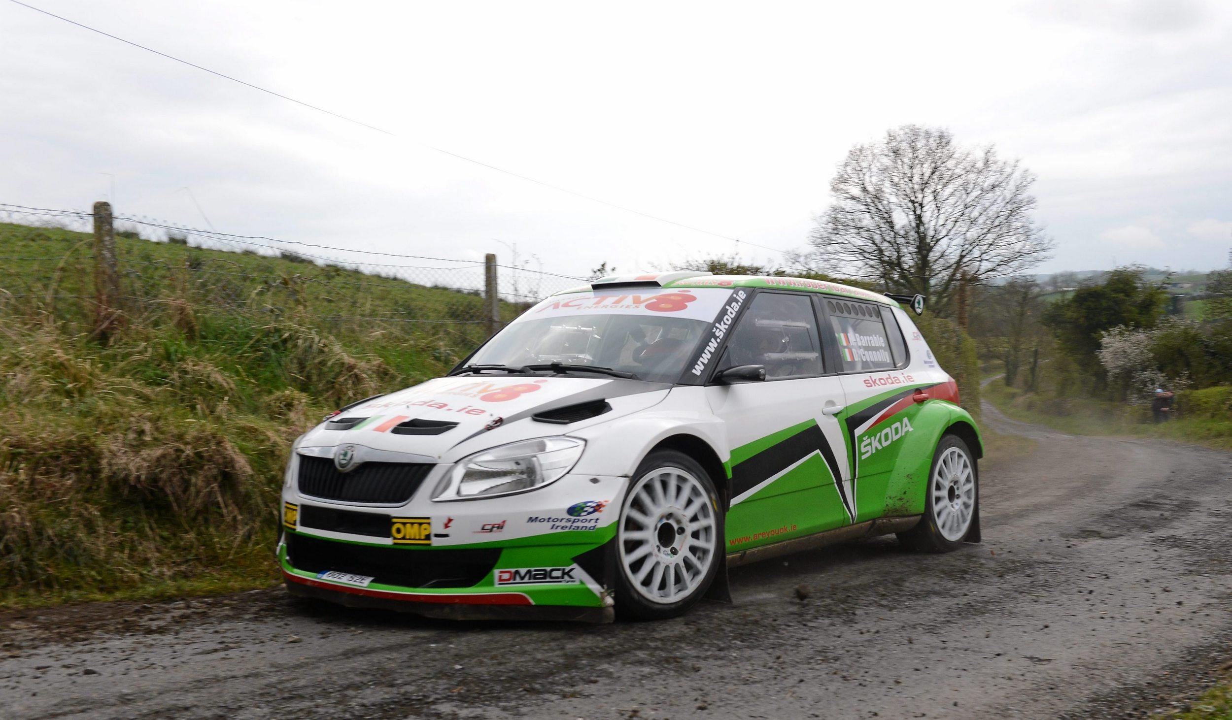 Skoda Ireland Backs Young Rally Driver | Rev.ie