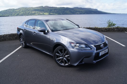 Lexus Has Introduced Its New Full Hybrid Gs 450h Which Offers Significant Levels Of Increased Luxury Inside Whilst Exterior Executes A Blend Style