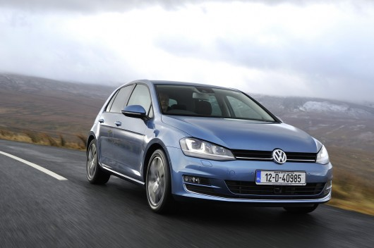 new 7th generation volkswagen golf launched. Black Bedroom Furniture Sets. Home Design Ideas