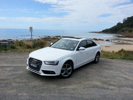 Audi A Revie - Audi ireland
