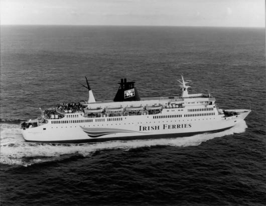 Irish Ferries Celebrates 40 Years Of Sailing To France