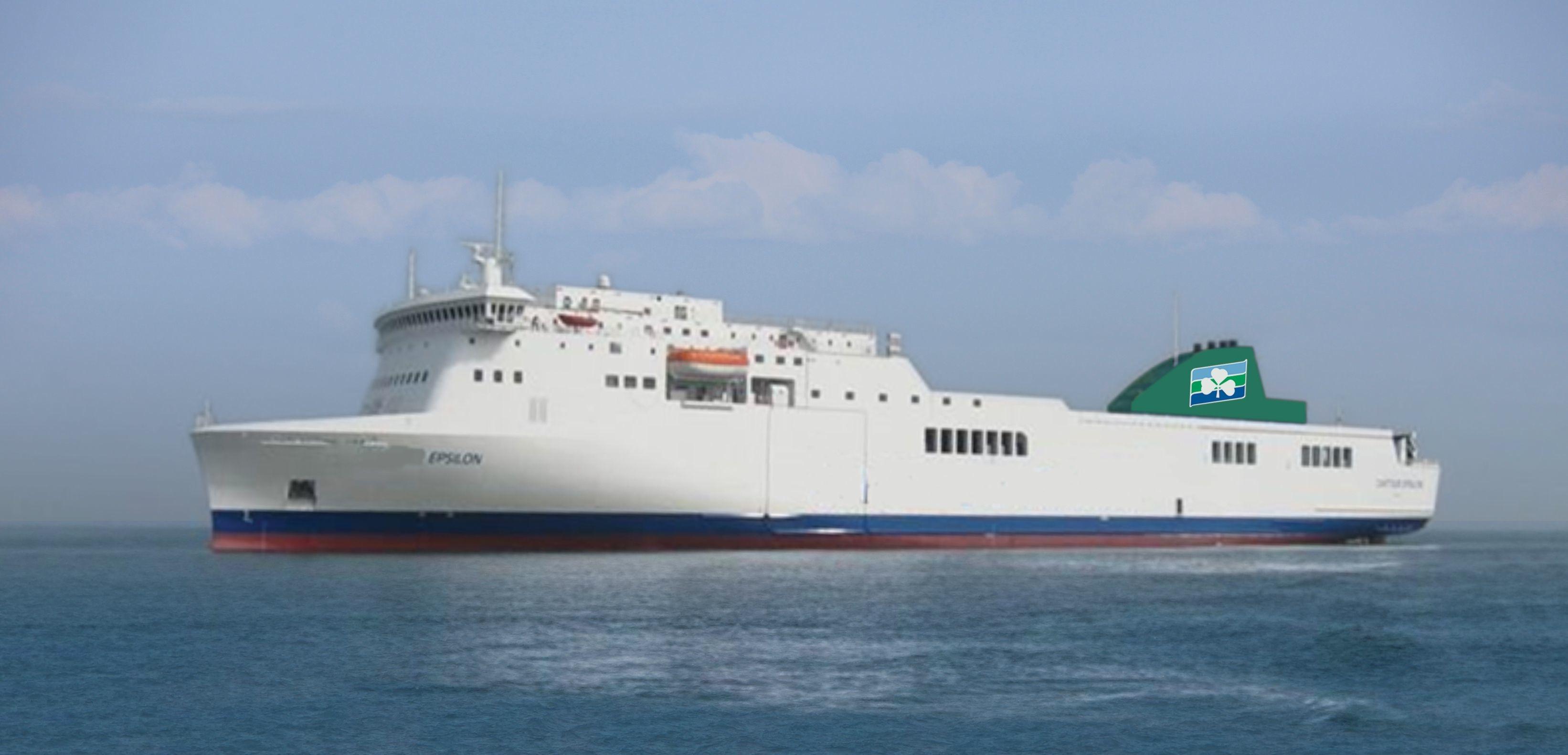 Irish Ferries Adds Third Ship To Dublin Holyhead Route