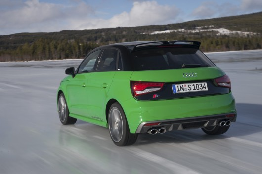 Audi S1 First Drive Rev Ie