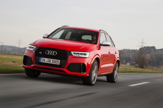 Audi has updated its entry-level SUV the Q3 for 2015, since it was first  introduced in 2011 Audi has sold in excess of 400,000 Q3's worldwide.