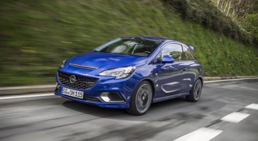 Opel Corsa OPC 1