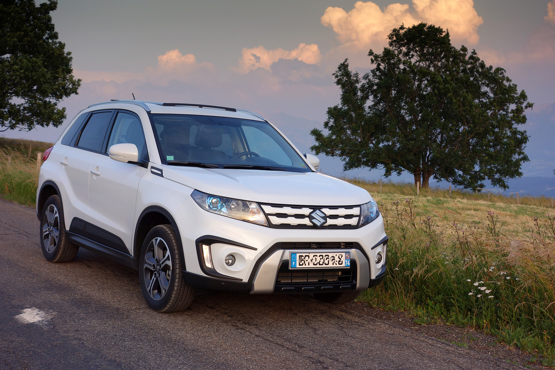 Suzuki Vitara Glx Allgrip Rev Ie