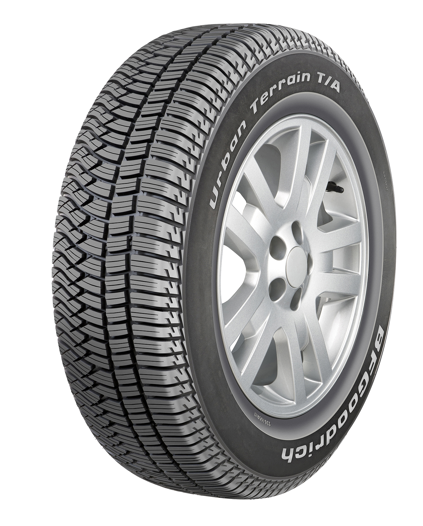 new suv and urban crossover tyre from bfgoodrich. Black Bedroom Furniture Sets. Home Design Ideas