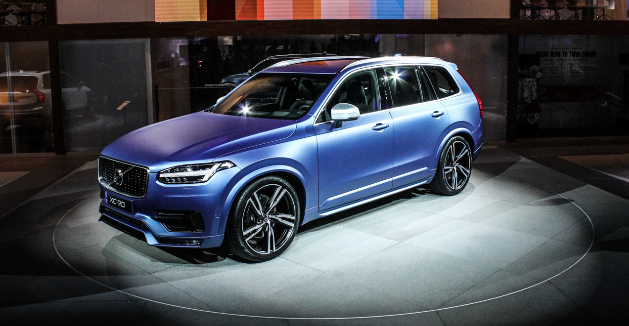 volvo xc90 r design. Black Bedroom Furniture Sets. Home Design Ideas