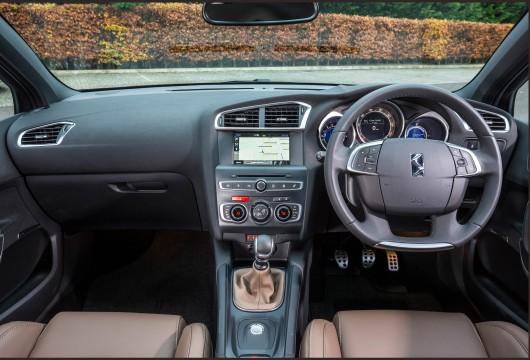 Citroen DS 4 Interior 1
