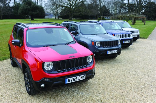We Recently Traveled Over To The UK Where Jeep Are Celebrating After A Very  Successful 2015. Last Year Alone The Company Sold 10,794 Units Making It  The ...