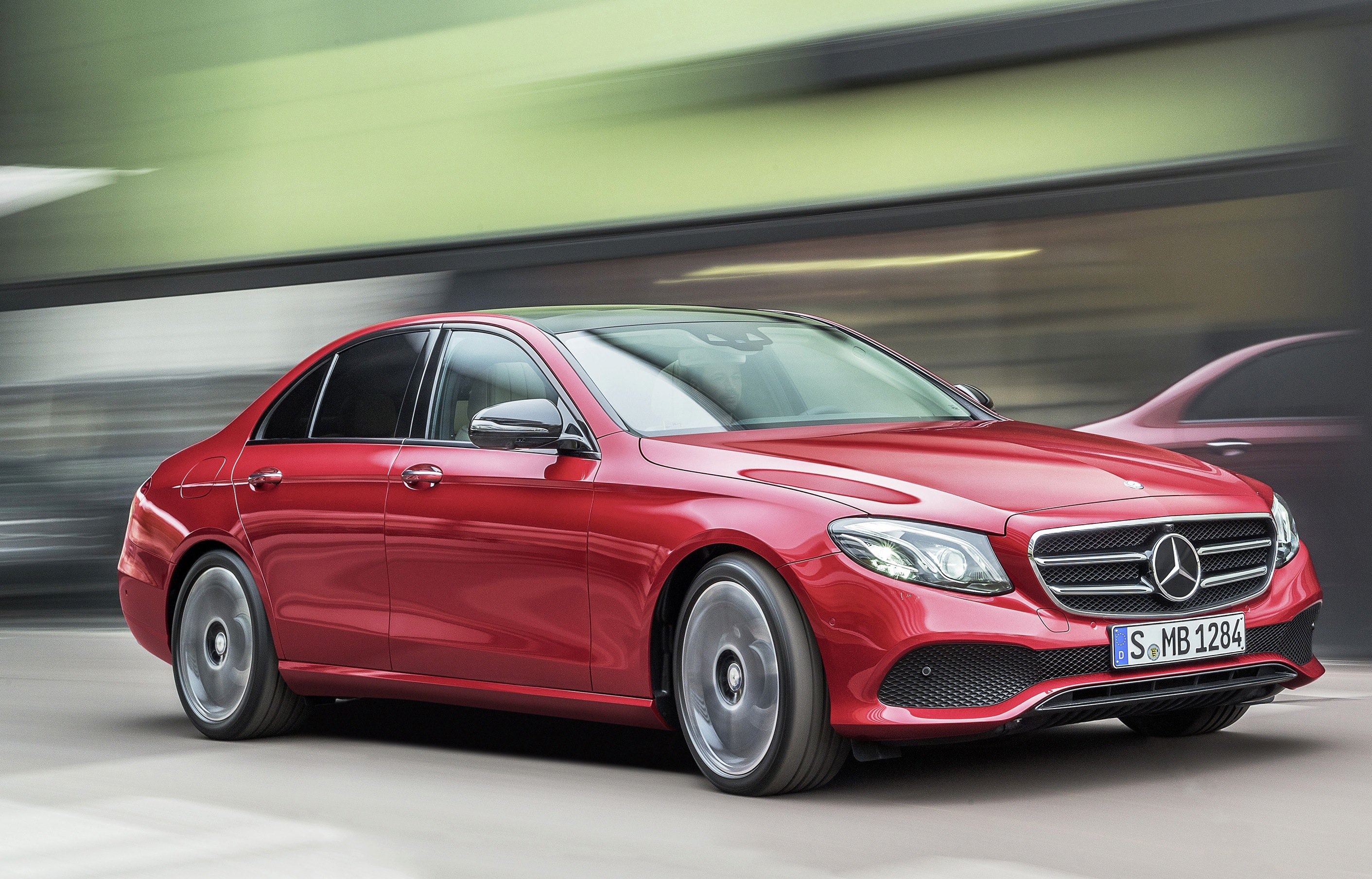 New mercedes benz e class launched in ireland for New mercedes benz e350
