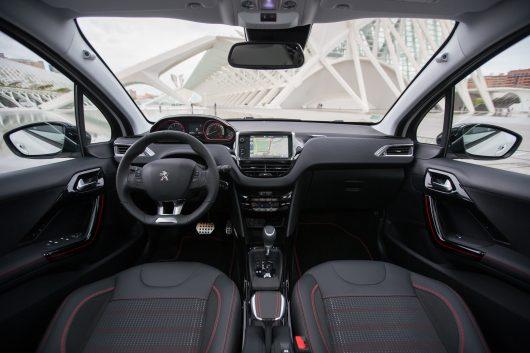 Press GT Line interior
