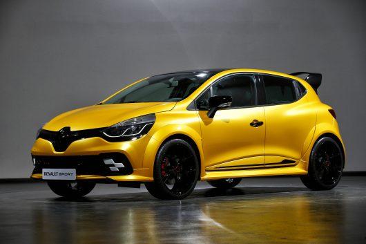 Special Clio R.S. set for Monaco debut 230516