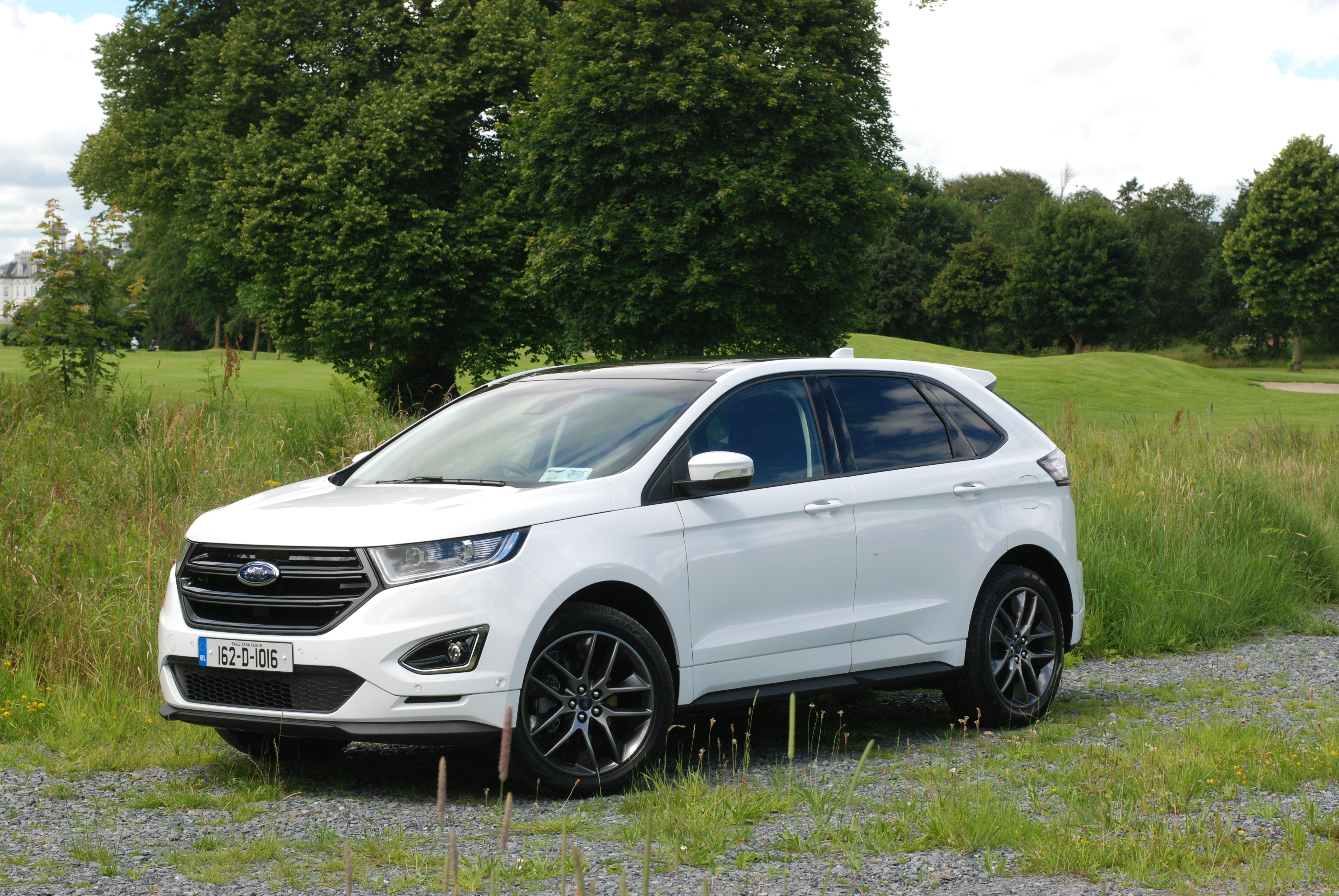 The All New Ford Edge Received Its Irish Launch Yesterday The Edge Has Been Available In The States For A Number Of Years Where Last Year Ford Sold