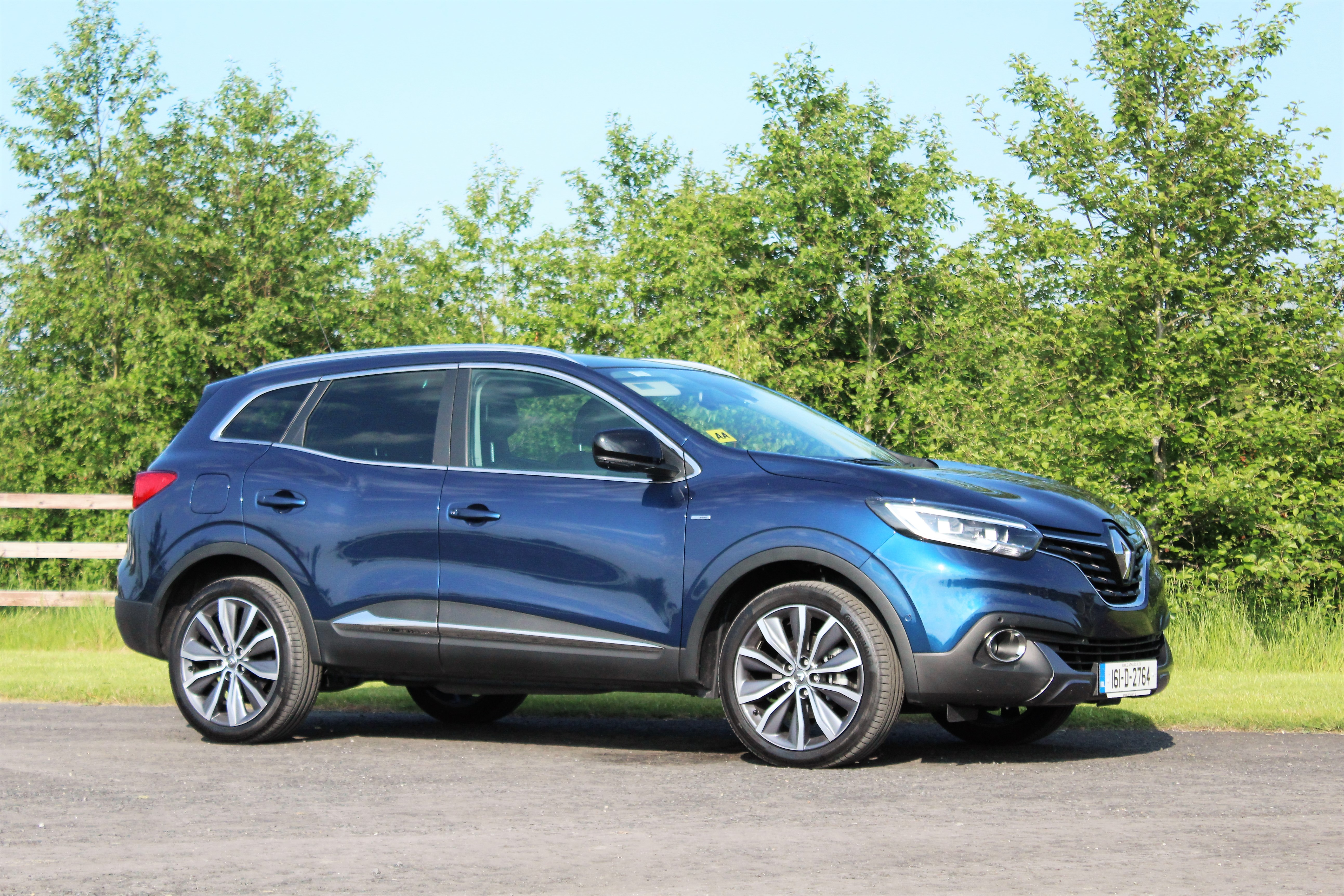 Renault Kadjar Ticking All The Right Boxes Rev Ie