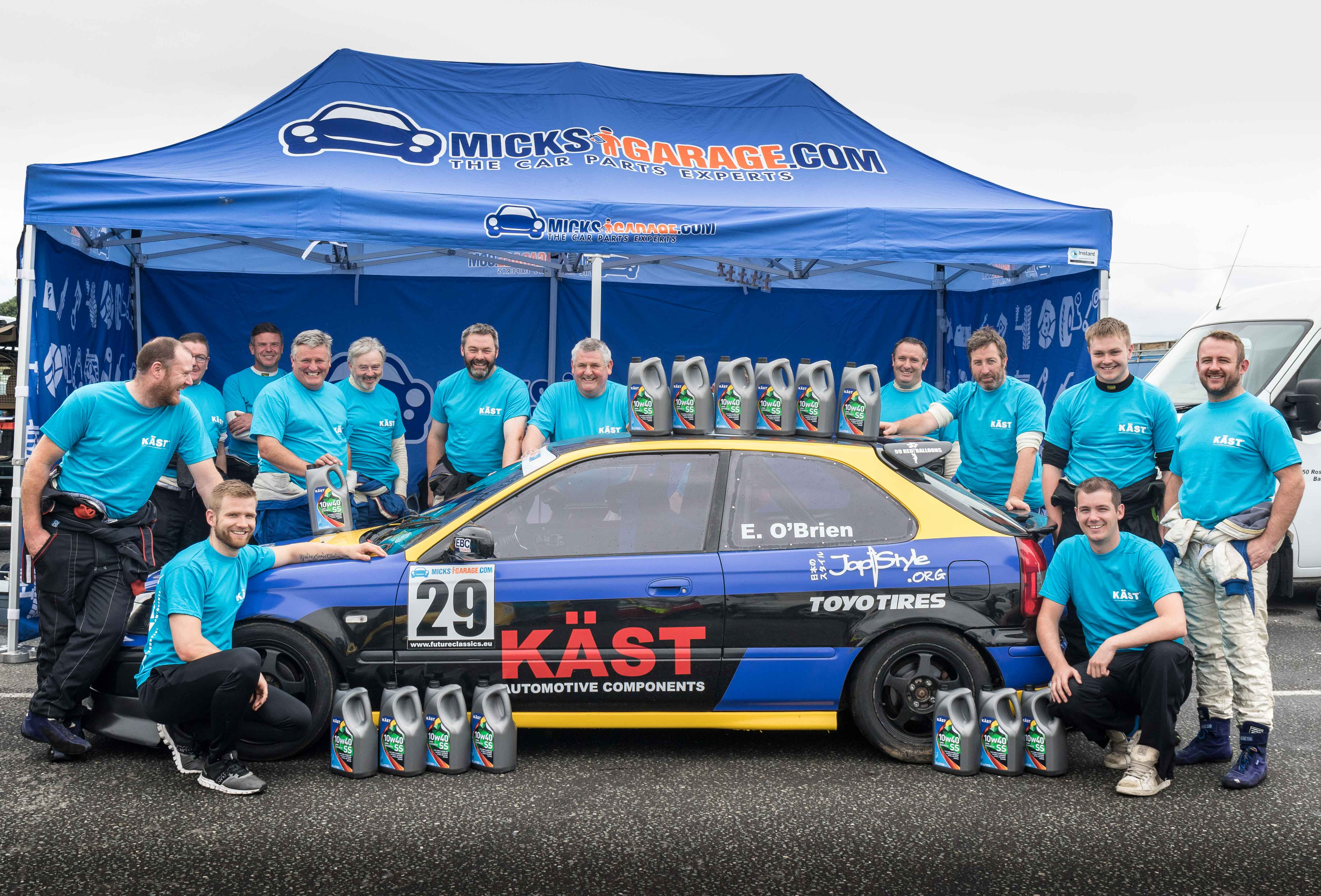 Kast Lubricants Become Official Oil Supplier To Future