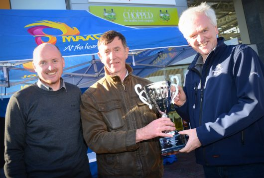 Fergal Harrington, Maxol. Colin Sheridan and Martin Dunne, Peugeot 208.