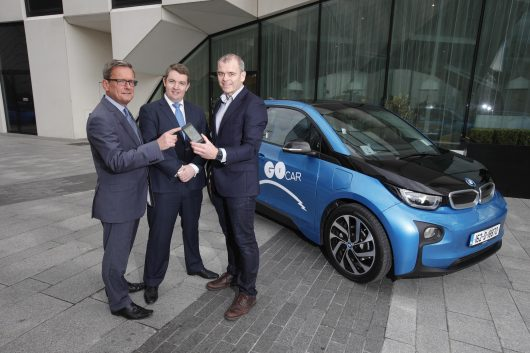 Gocar Goes Electric With Bmw I3 S Rev Ie