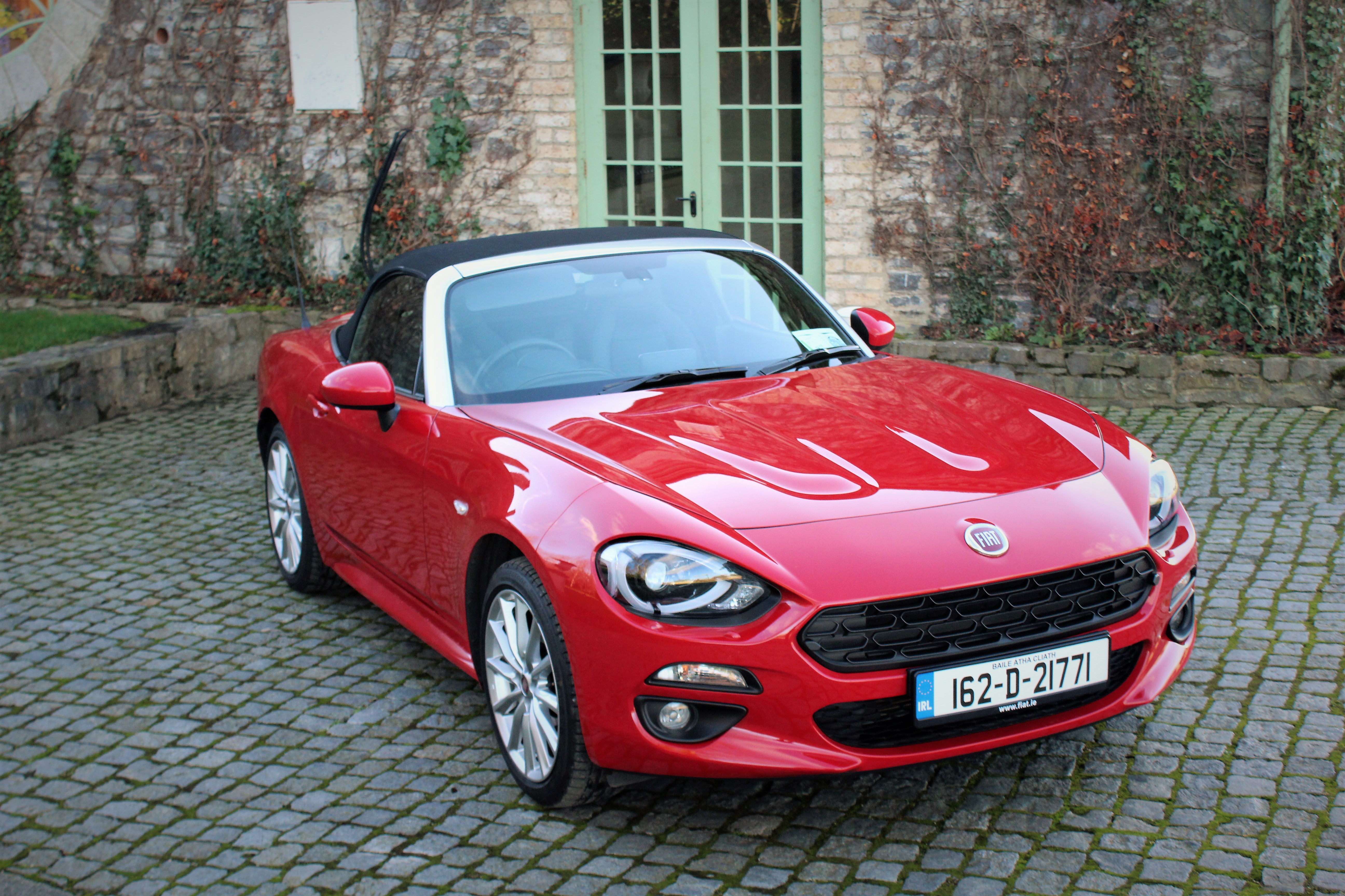 Fiat 124 Spider Rear Axle Schematic The All New Marks Return Of Brand To Playground Where Mazda Mx 5 Has Enjoyed Almost Unrivalled Control For Many Years
