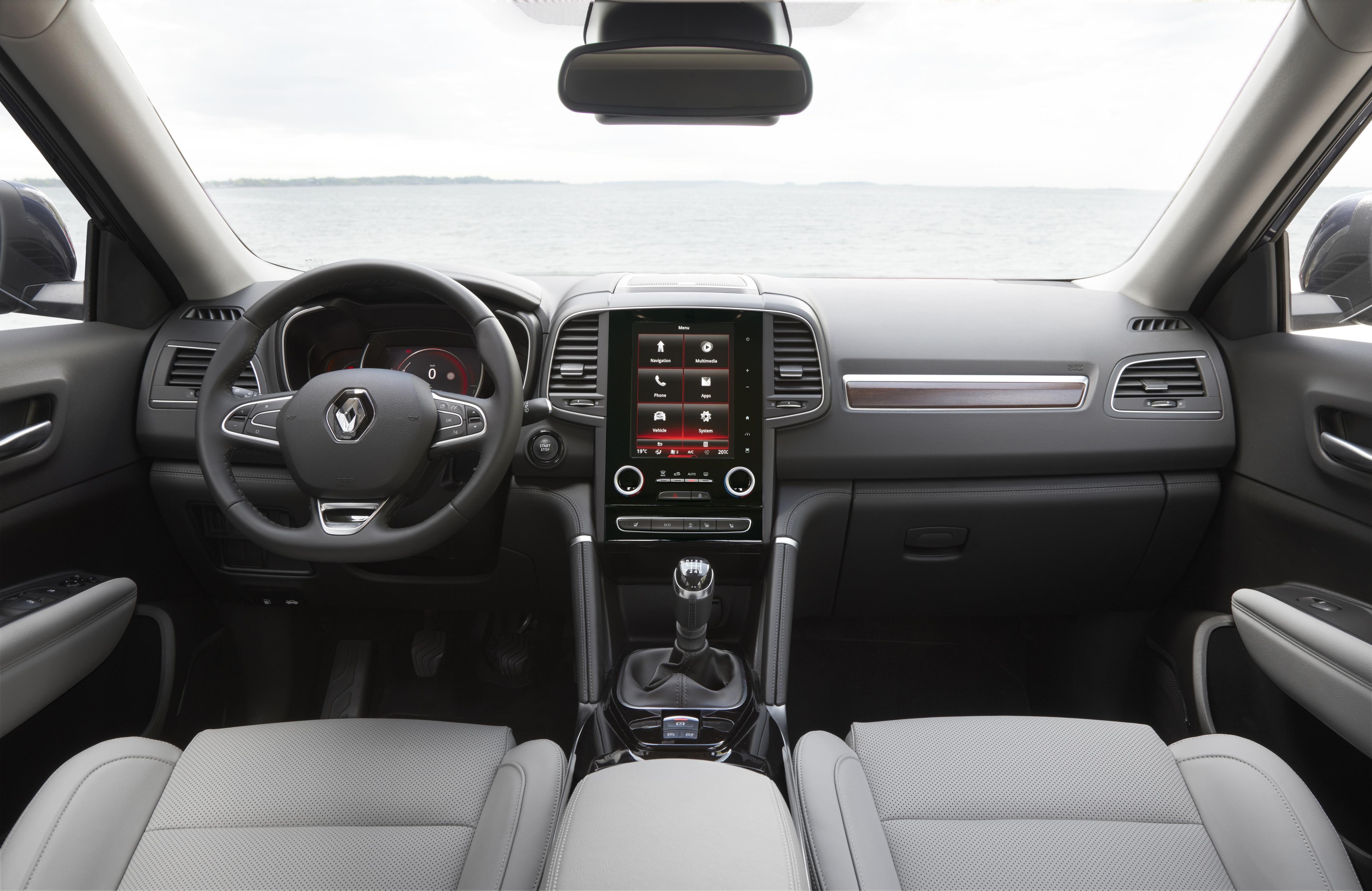 All-New Renault Koleos Arrives In Ireland | Rev ie
