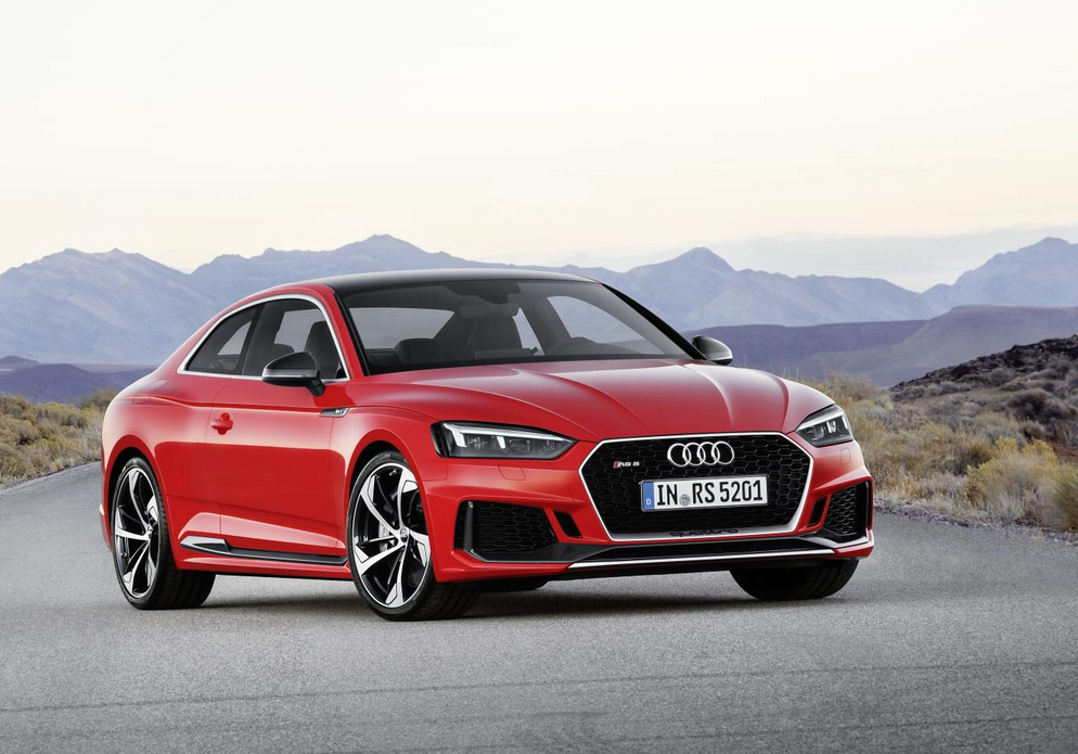 AUDI RS Coupe Pricing For Ireland Revie - Audi ireland
