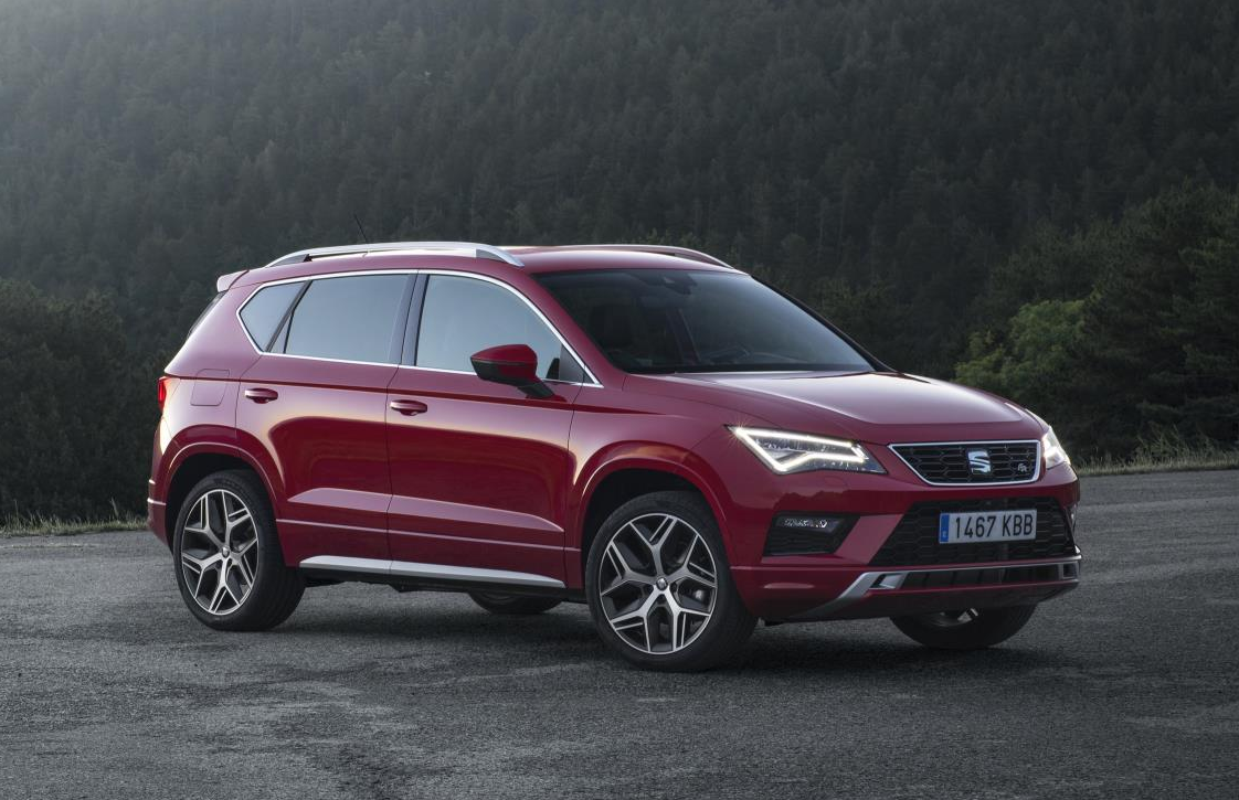 Seat Arona Amp Ateca Fr To Launch At Ploughing17 Rev Ie