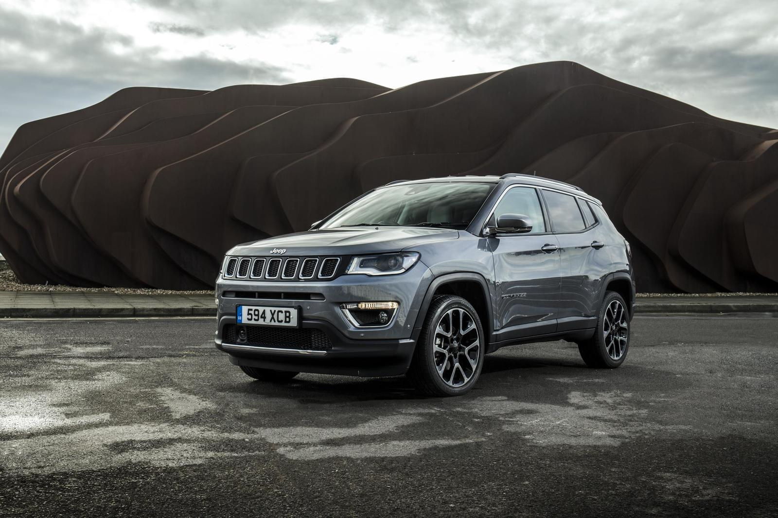 New Jeep Compass Ready For Ireland Rev Ie