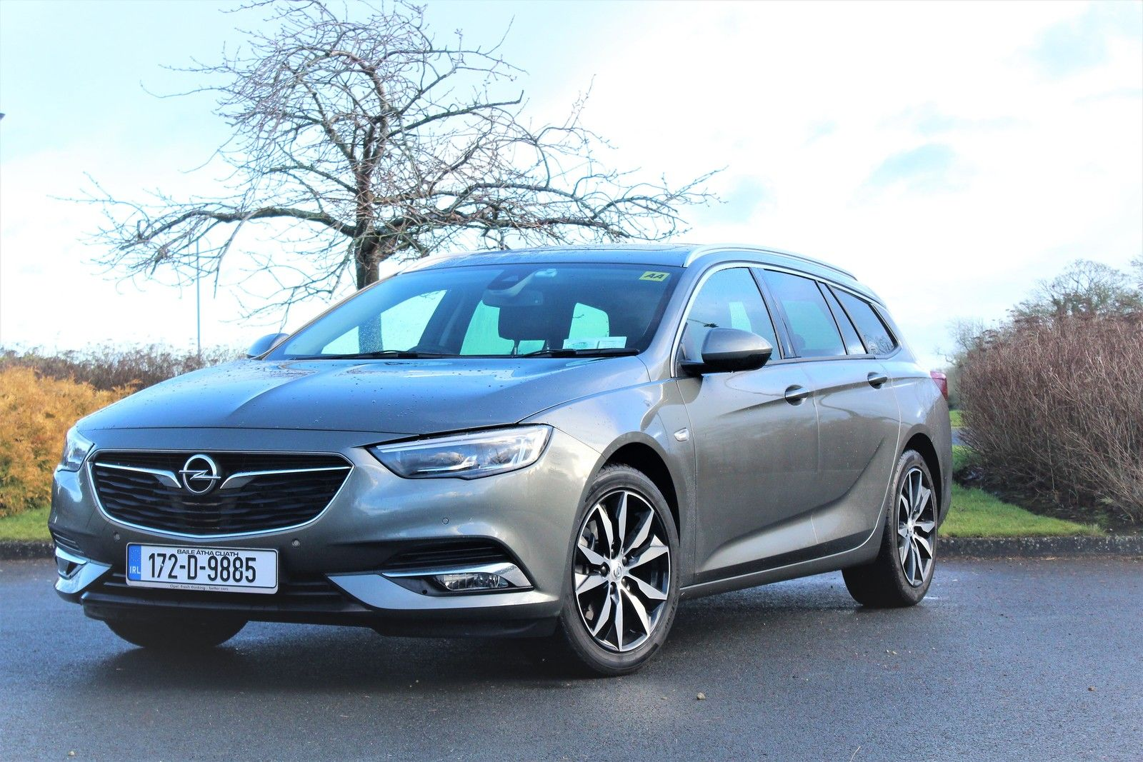 New Opel Insignia Sports Tourer 2018 What The Had To Offer And Since Then I Have Opportunity Drive Both Grand Sport Versions On Irish Roads