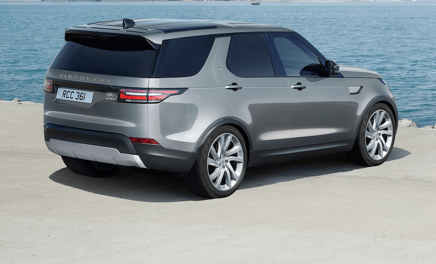 New Land Rover Discovery >> New Land Rover Discovery Commercial Rev Ie
