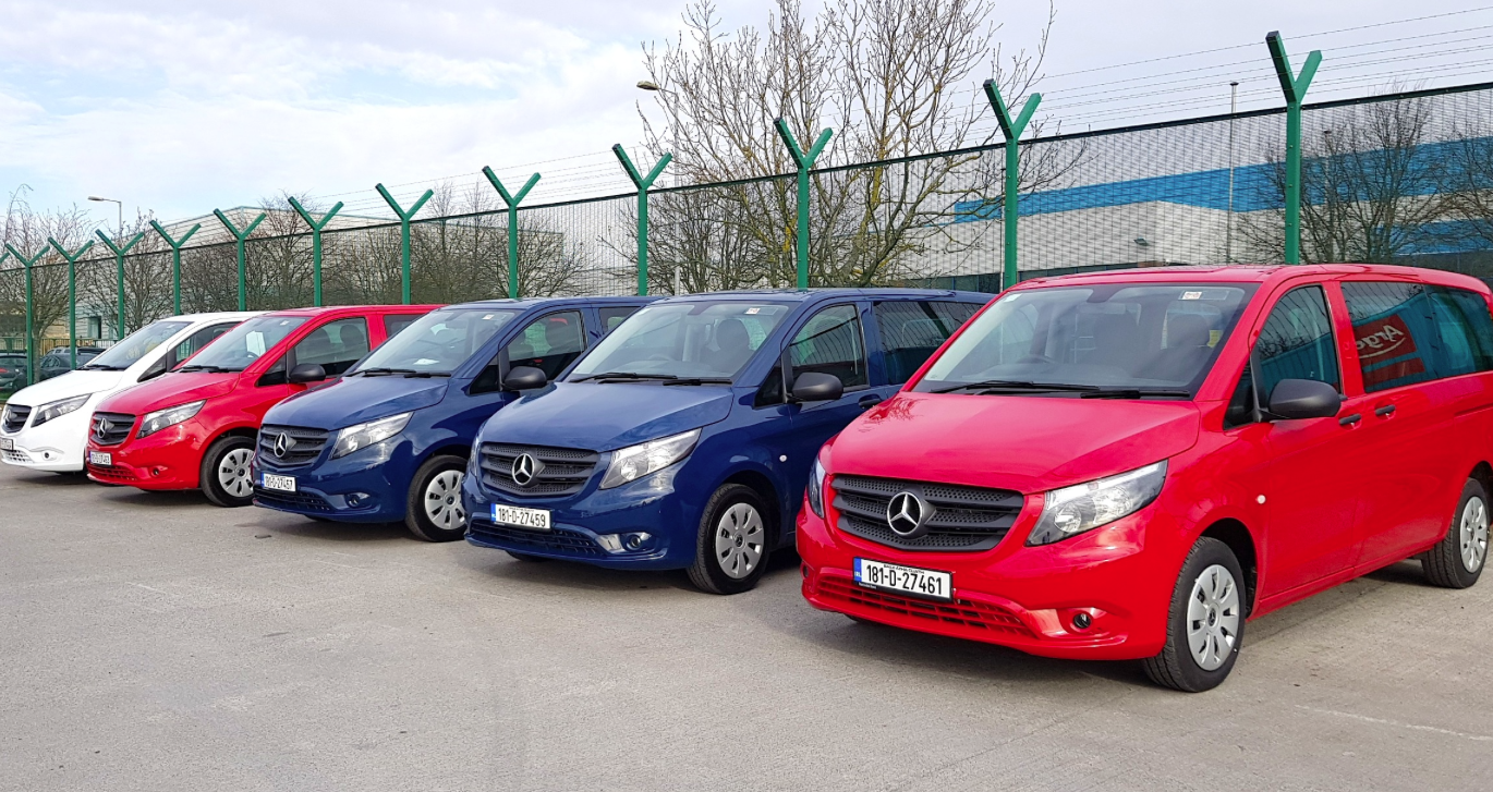 Hertz To Run 10 New Mercedes Benz Vito People Carriers Rev Ie