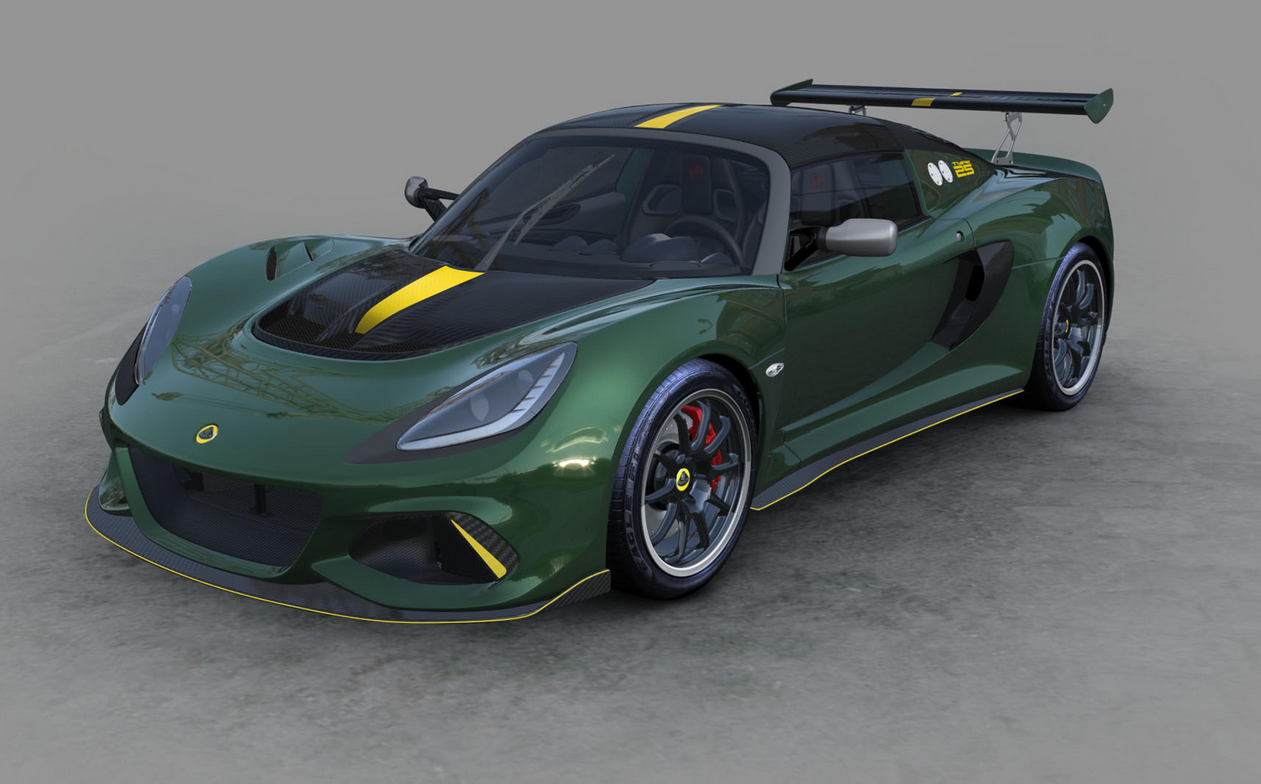 Rare Lotus Exige CUP 430 Type 25 Breaks Cover | auditbg- auditbg.info