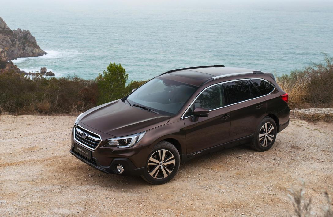 Subaru Ireland Announce Spec & Pricing For 2018 Outback | Rev ie