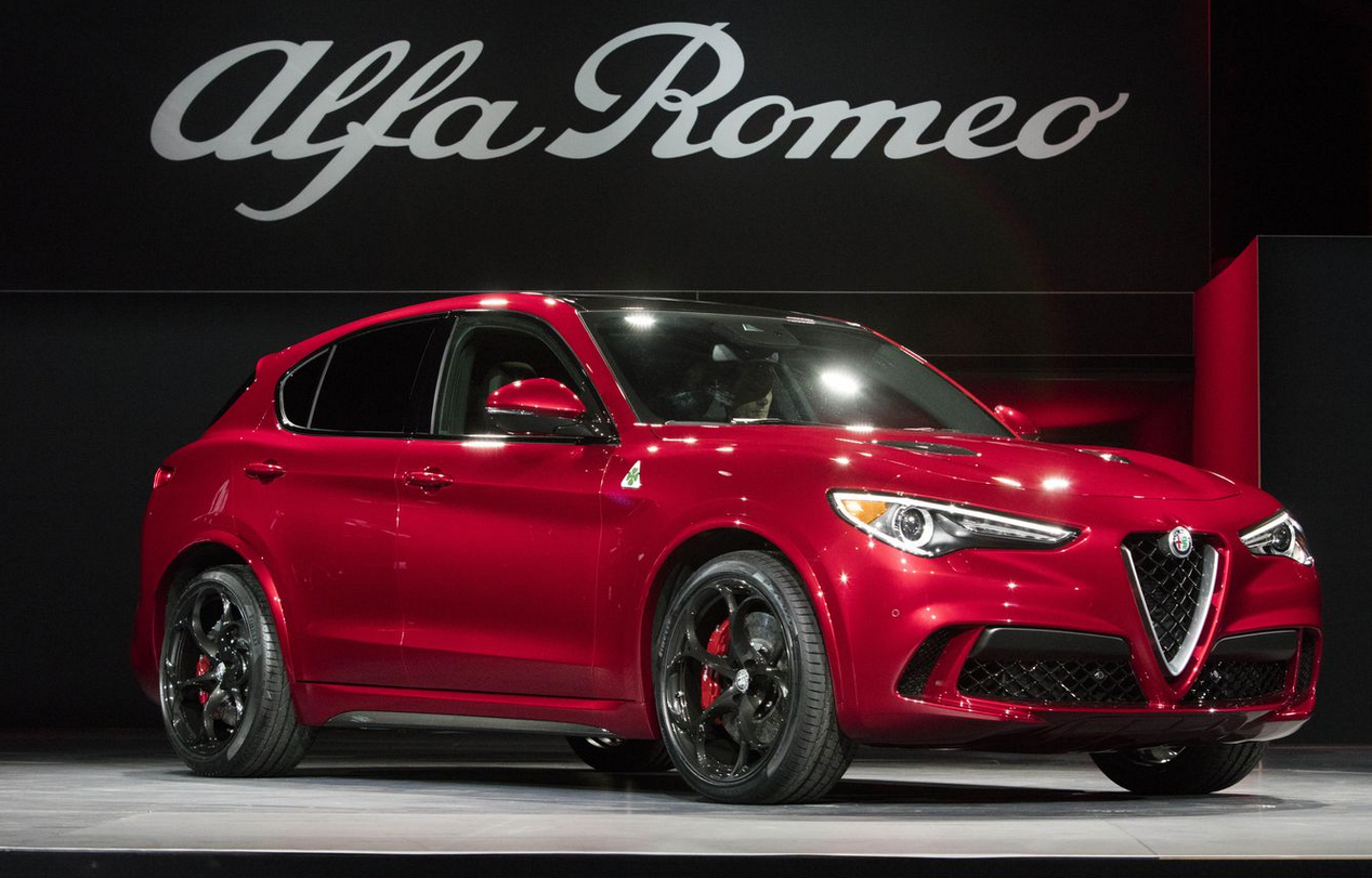 alfa romeo stelvio quadrifoglio irish pricing | rev.ie