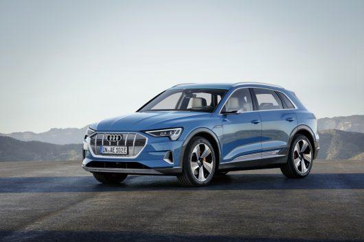 Audi Etron Unveiled In San Francisco Revie - Audi san francisco