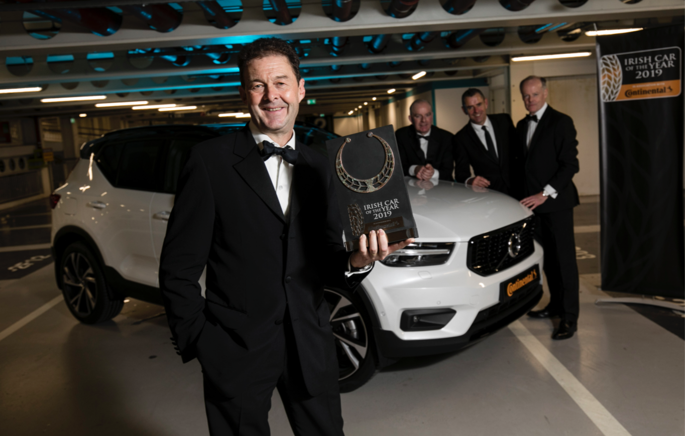 irish car of the year website news | rev.ie
